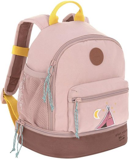 Lässig Kinderrucksack »Mini Backpack Adventure Tipi«