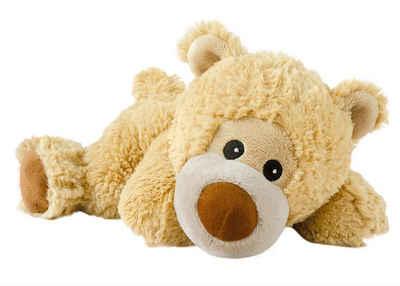 Warmies® Wärmekissen »Liegender Bär«, für die Mikrowelle und den Backofen