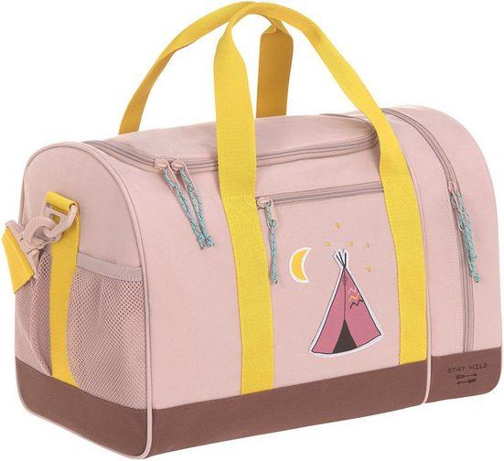 Lässig Sporttasche »Mini Sportsbag Adventure Tipi«