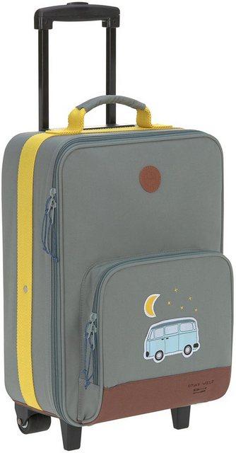 Lässig Kinderkoffer »Trolley Adventure Bus«   Taschen > Koffer & Trolleys > Trolleys   Polyester   Lässig