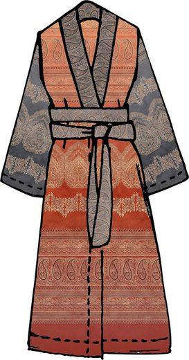 Damenbademantel »Brunelleschi«, Bassetti, in Kimonoform