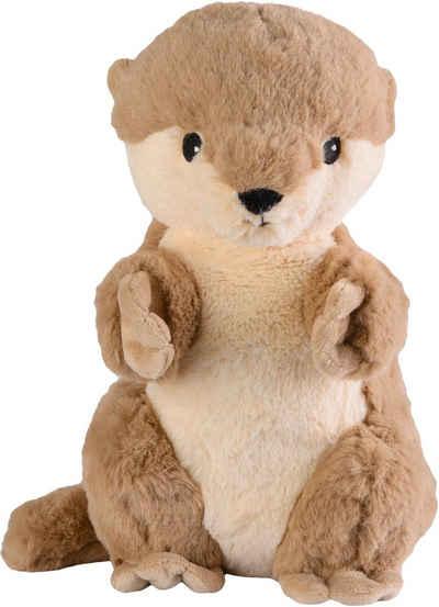 Warmies® Wärmekissen »Otter«, für die Mikrowelle und den Backofen