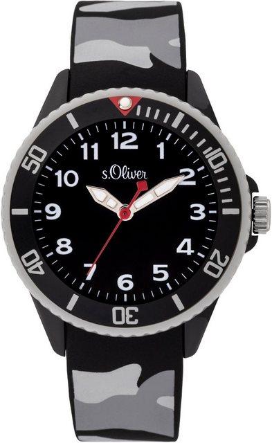 s.Oliver Quarzuhr »SO-3920-PQ«
