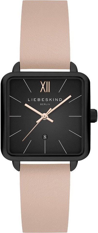 Liebeskind Berlin Quarzuhr »LT-0178-LQ«, Noble Armbanduhr