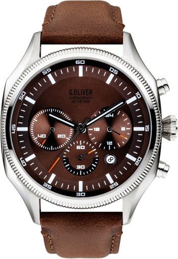 s.Oliver Chronograph »SO-3864-LC«