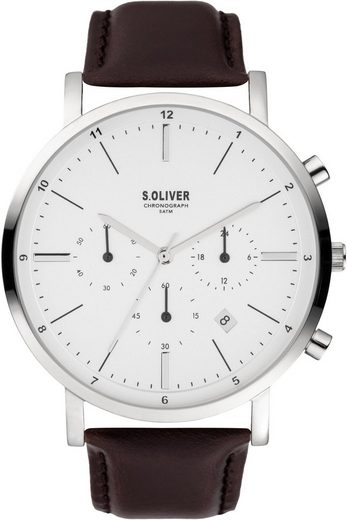 s.Oliver Chronograph »SO-3856-LC«