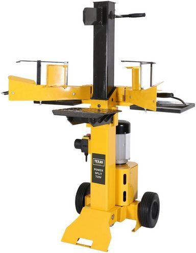TEXAS Elektro-Holzspalter »Power Split 720V«, Spaltgutlänge: bis 50 cm