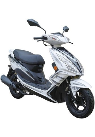 GT UNION Motoroleris »GT3 50-45« 50 ccm 45 km/h...