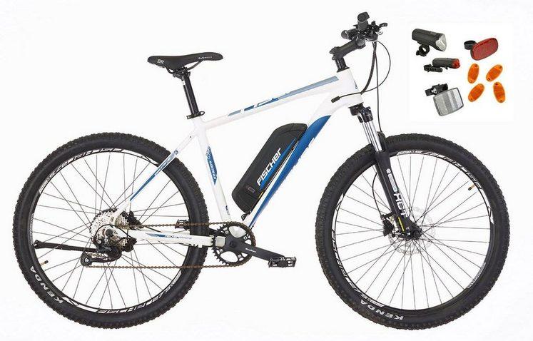 Fischer Fahrräder E-Bike »Montis 2.0«, 9 Gang Shimano Altus Schaltwerk, Kettenschaltung, Heckmotor 250 W