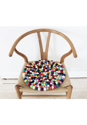 WOOLDOT Пуф »Mixed Color«