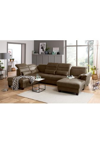 PREMIUM COLLECTION BY HOME AFFAIRE Sofa »Solvei«