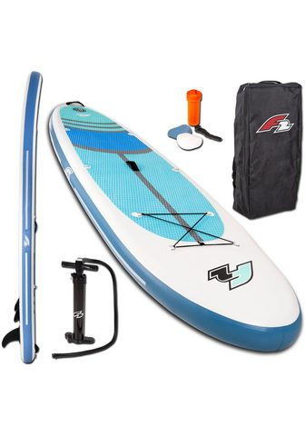 F2 Inflatable SUP-Board »Cross 105« (Rink...