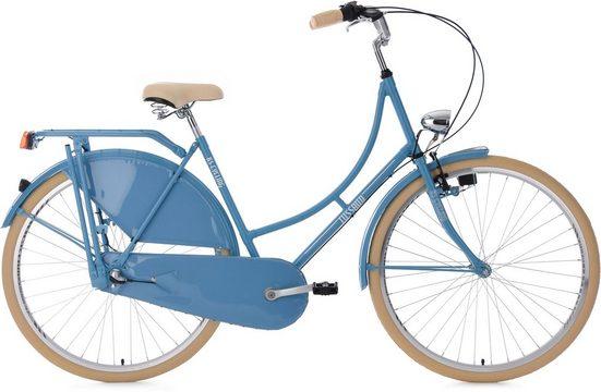 KS Cycling Cityrad »Tussaud«, 3 Gang Shimano Nexus Schaltwerk, Nabenschaltung
