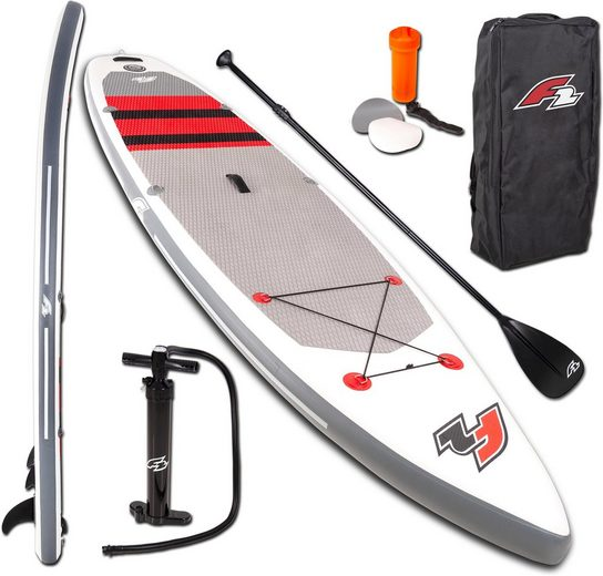 F2 Inflatable SUP-Board »Union 11,5«, (Set, 5 tlg)
