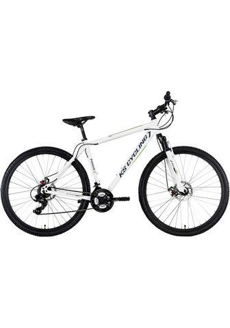 KS CYCLING Kalnų dviratis »Heist« 21 Gang Shimano...