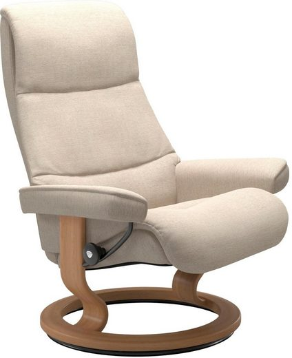 Stressless® Relaxsessel »View«, mit Classic Base, Größe S,Gestell Eiche