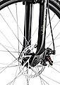 KS Cycling Mountainbike »Heist«, 24 Gang Shimano Altus Schaltwerk, Kettenschaltung, Bild 8
