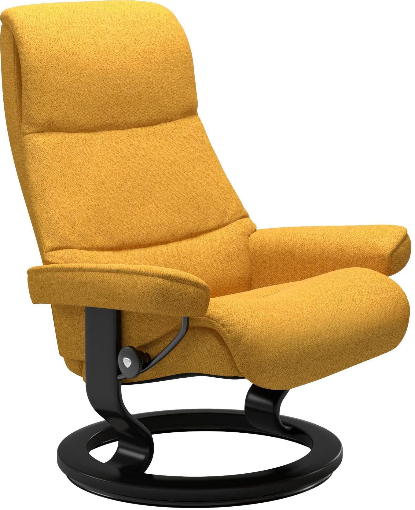 Stressless® Relaxsessel »View«, mit Classic Base, Größe M,Gestell Schwarz online kaufen | OTTO