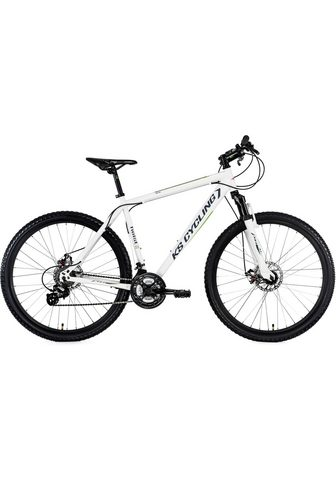 KS CYCLING Kalnų dviratis »Heist« 24 Gang Shimano...