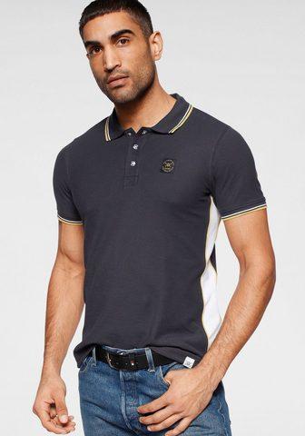 TOM TAILOR Polo Team Polo marškinėliai mehrfarbig
