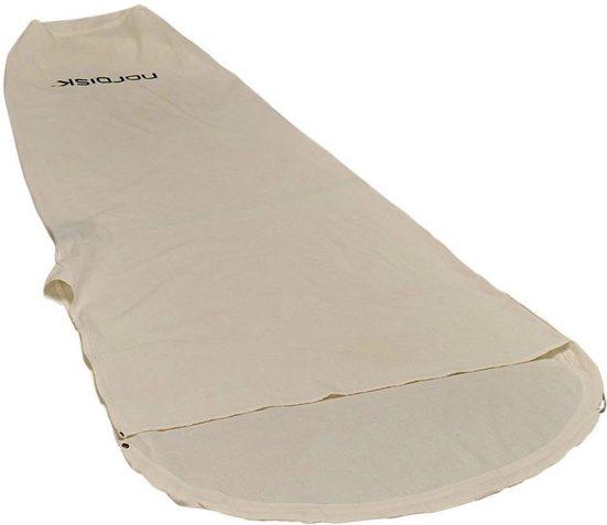 Nordisk Schlafsackinlett »Cotton Liner Mummy«, (1-St)