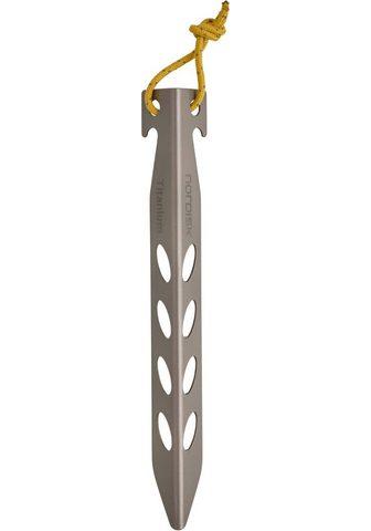 NORDISK Zelthering »Titanium V-Peg 15g&l...