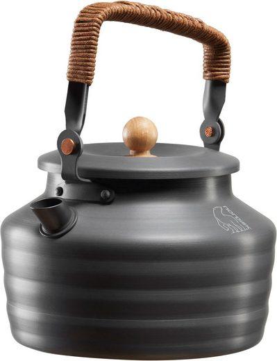Nordisk Wasserkessel »Aluminium Kettle«, Aluminium, (2-tlg)
