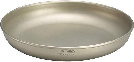 Nordisk Speiseteller »Titanium Plate«