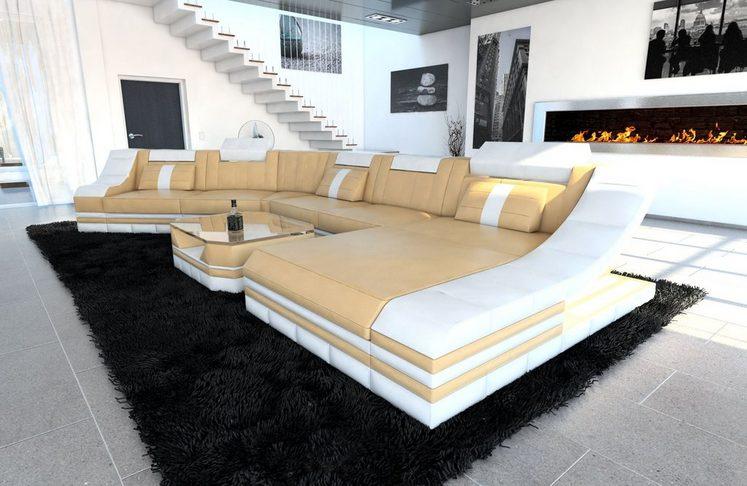 Sofa Dreams Wohnlandschaft »Turino«, CL Form
