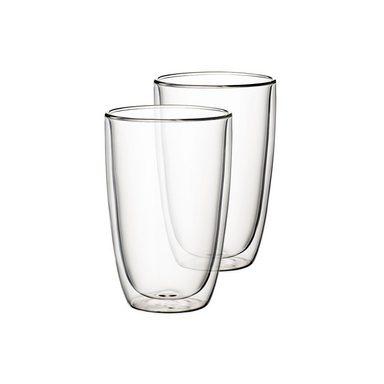 Villeroy & Boch Becher aus Glas XL 2er-Set »Artesano Hot