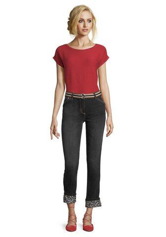 BETTY BARCLAY Modern форма джинсы с ремень
