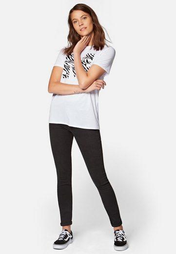 Mavi T-Shirt »M PRINTED TOP« Print T-Shirt