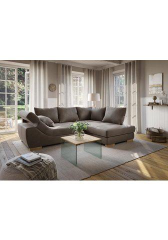 HOME AFFAIRE Kampinė sofa »Marrakesch« in 2 dydžiai...