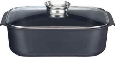 Elo Bräter, Aluminiumguss, (1-tlg), 7 Liter, Aromaknopf