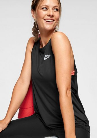 NIKE Sportinis topas »W NK YOGA COLLECTN TN...