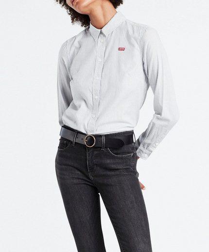 levi 39 s klassische bluse ultimate shirt klassischer. Black Bedroom Furniture Sets. Home Design Ideas