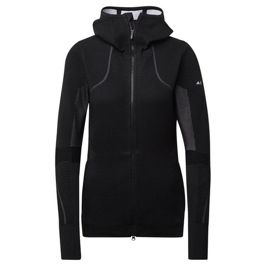 adidas Performance Kapuzensweatjacke »Primeknit Mid-Layer Sweatshirt«