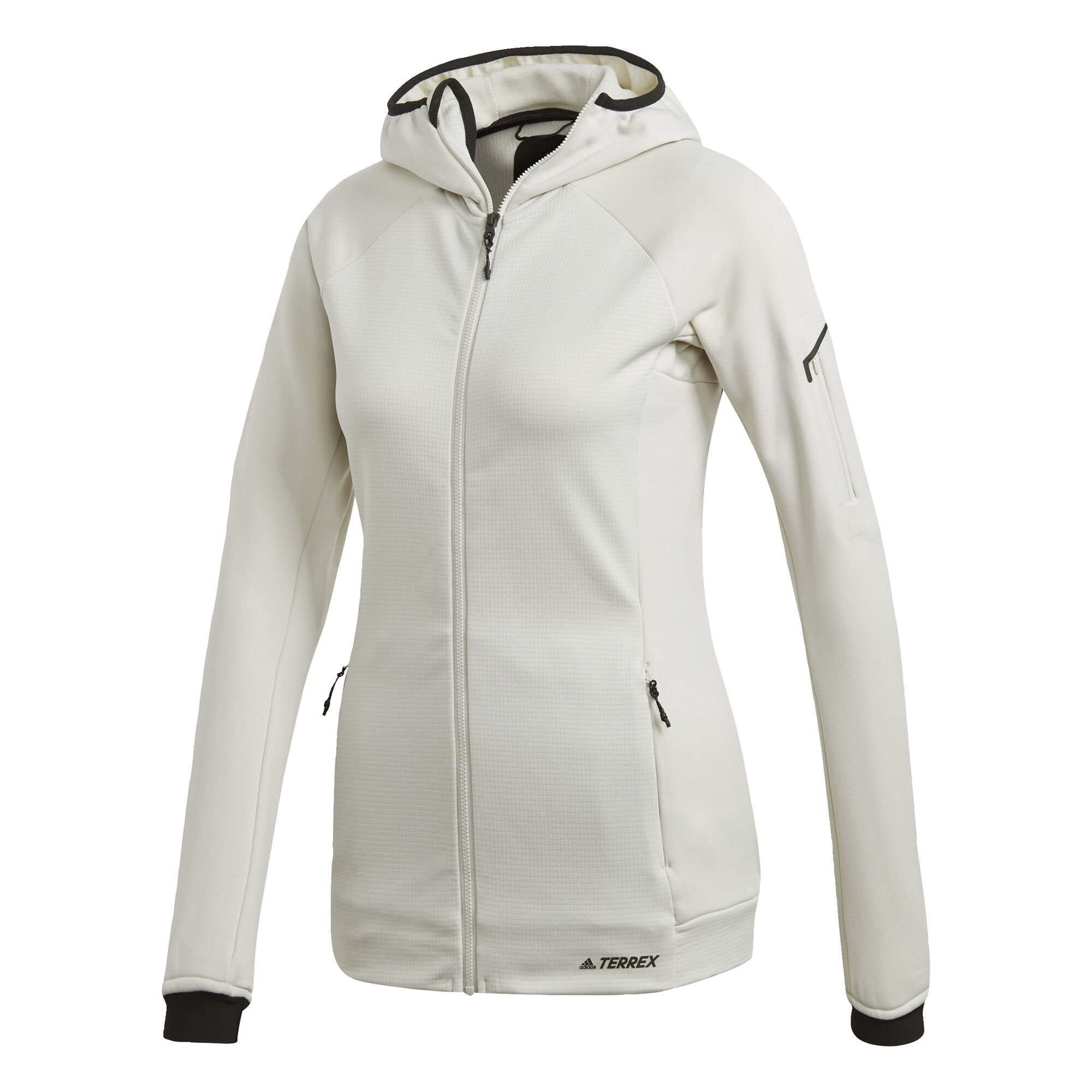 adidas Performance Fleecejacke »Stockhorn Hooded Jacke« online kaufen | OTTO