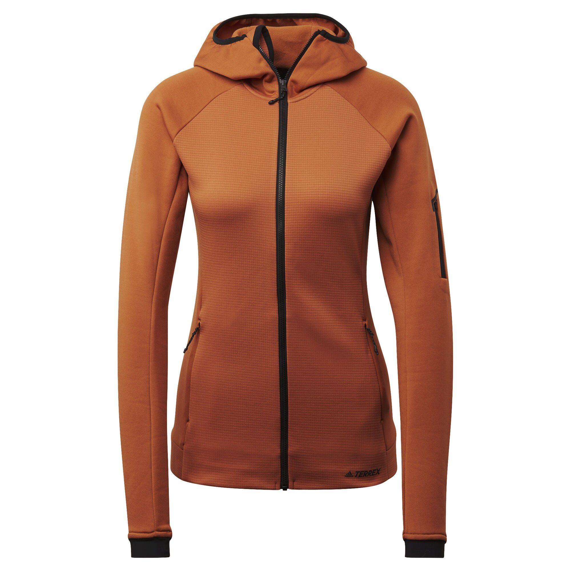 adidas Performance Fleecejacke »Stockhorn Hooded Jacke« online kaufen   OTTO