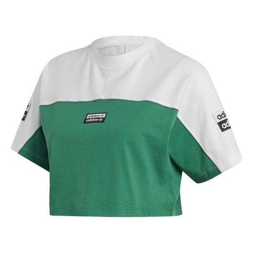 adidas Originals T-Shirt »Crop Top« Ryv