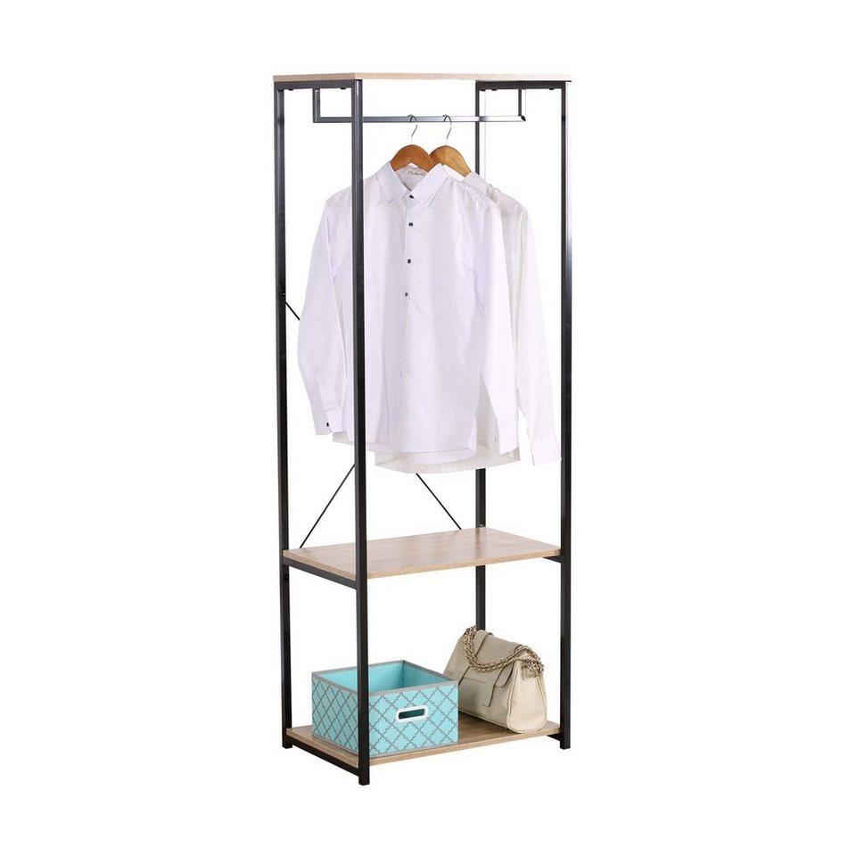 hti line begehbarer kleiderschrank mona m kaufen otto