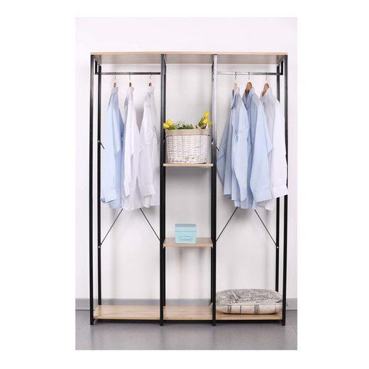 HTI-Line Begehbarer Kleiderschrank »Mona XL«
