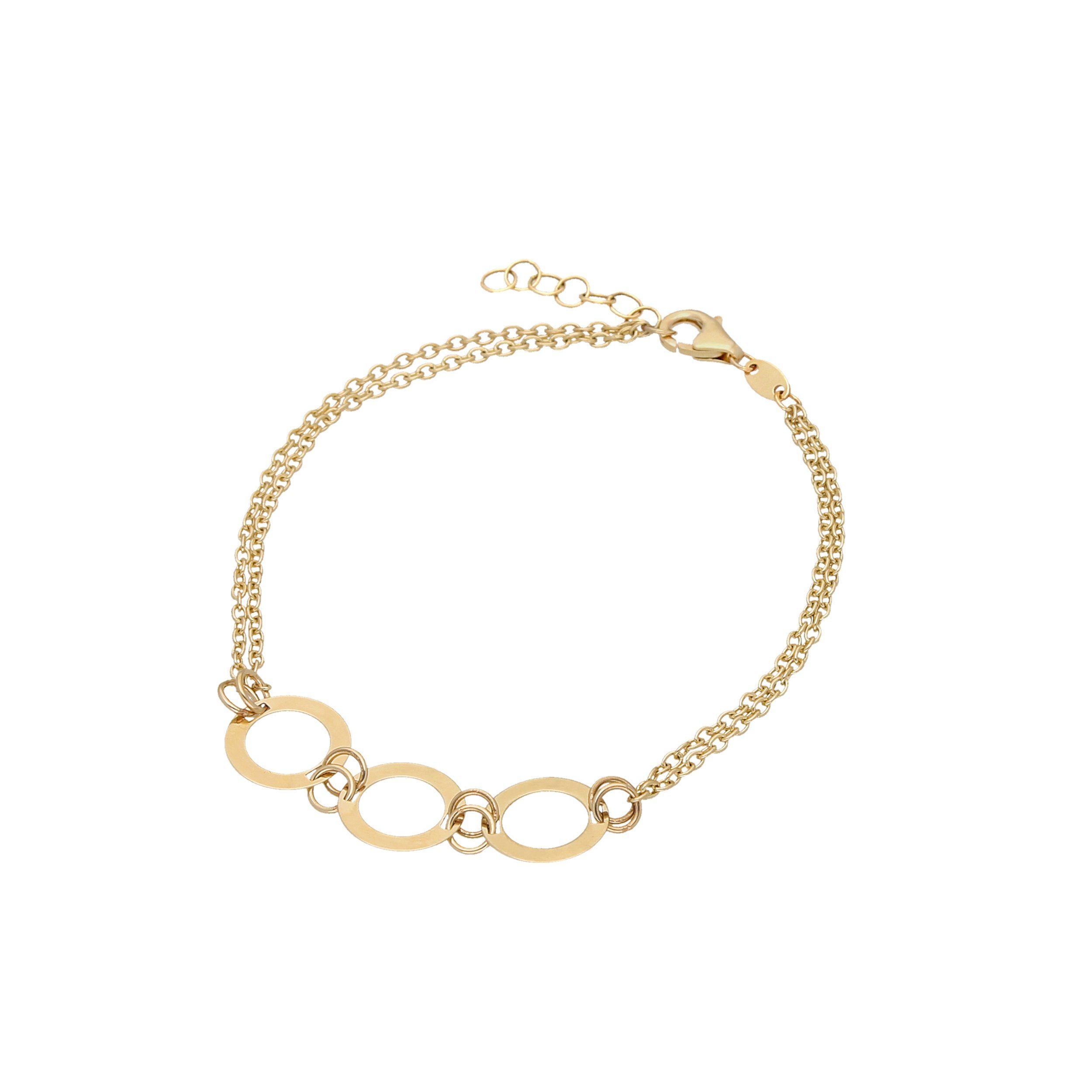 Online Merano Kaufen Luigi »mittelteil 3 Armband 375« RingenGold Mit b9HeWDYIE2