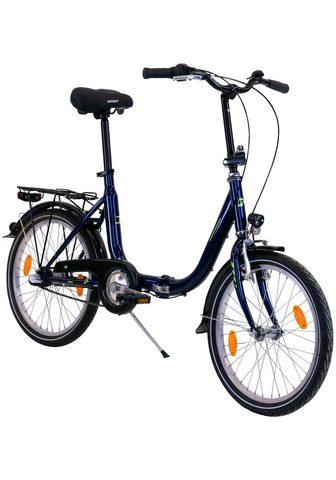 PERFORMANCE Велосипед 20 Zoll 3 Gang Rücktrit...
