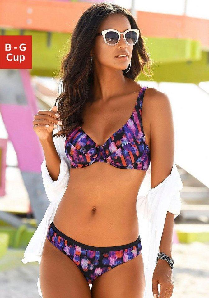 LASCANA Bügel-Bikini-Top »Sensation«