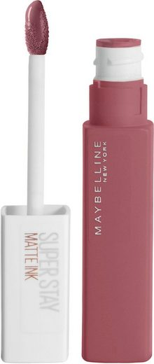 MAYBELLINE NEW YORK Lippenstift »Super Stay Matte Ink Pinks«