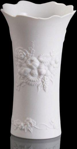 Kaiser Porzellan Tischvase »Flora« (1 Stück), Höhe ca. 18 cm