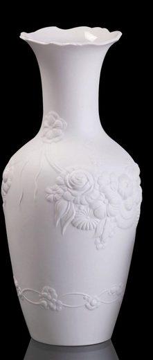 Kaiser Porzellan Tischvase »Flora« (1 Stück), Höhe ca. 25,5 cm