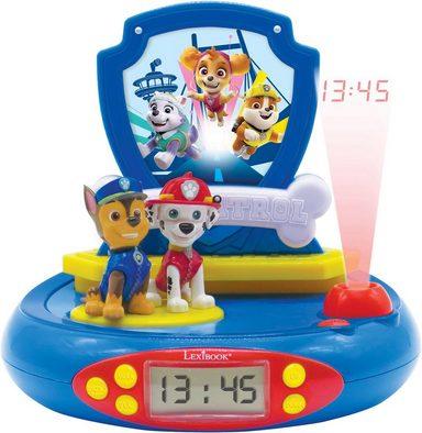 Lexibook Projektoruhr, »Paw Patrol Radio Projektor Clock«