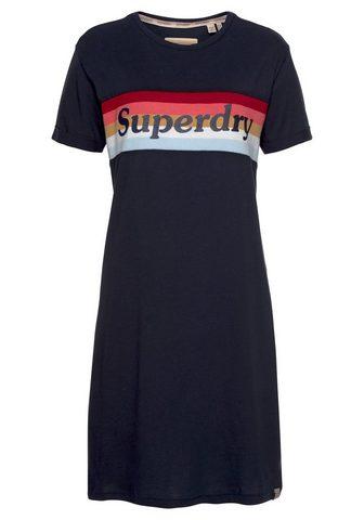 SUPERDRY Suknelė »AUSTIN marškinėliai suknelė